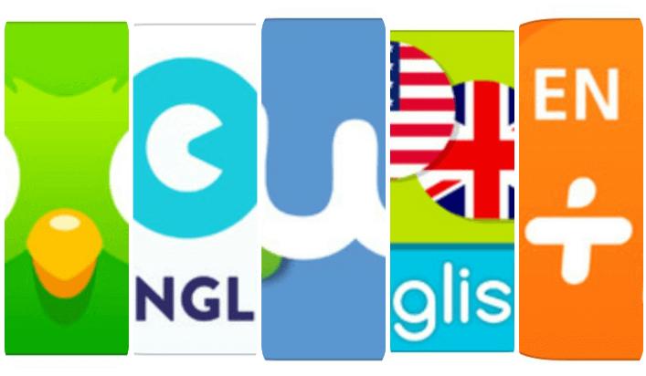 Las aplicaciones que son mas conocidas para aprender idiomas son: Duolingo, Babbel, Busuu,Voxy y Wlingua