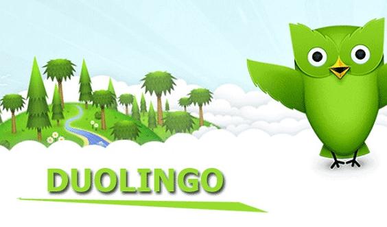 Duolingo es gratis y puedes aprender muchos idiomas a tu ritmo
