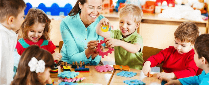Sugerencias sobre como enseñar inglés a niños pequeños
