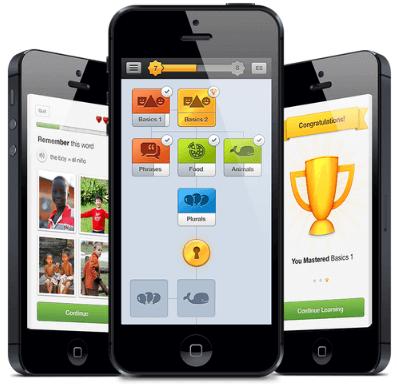Aquí puedes descargar duolingo para iphone o ios de la manera mas rapida y sencilla que existe