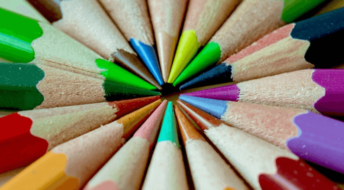 ᐈ Colores En Inglés Mejor Lista Completa
