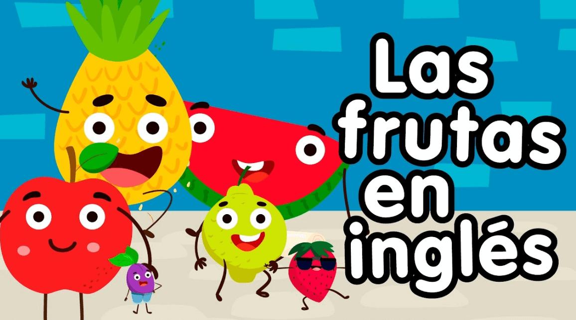 como enseñar las frutas a niños