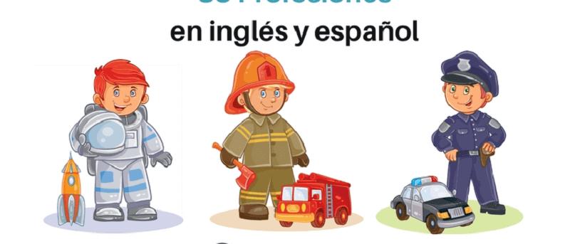 Profesiones En Inglés Lista Completa Pdfsimágenes 2019