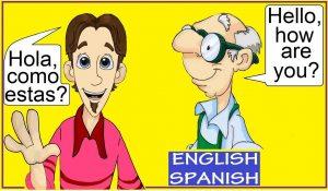 saludos en ingles y español