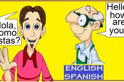 Saludos en Inglés