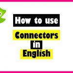connectors english examples