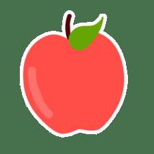 como se dice manzana en ingles