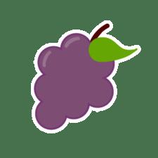 uvas en inglés